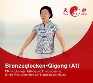 CD Bronzeglocke Chi Gong