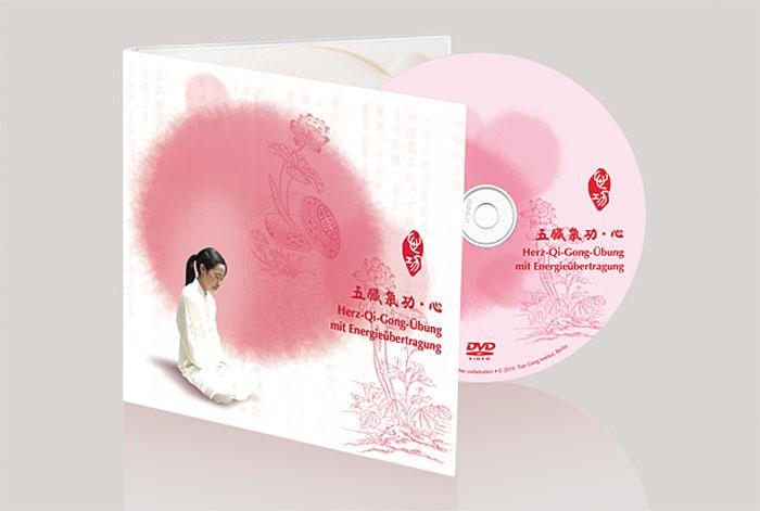 DVD Herz Tian Ai Qigong