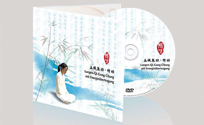 DVD Lunge Tian Ai Qigong