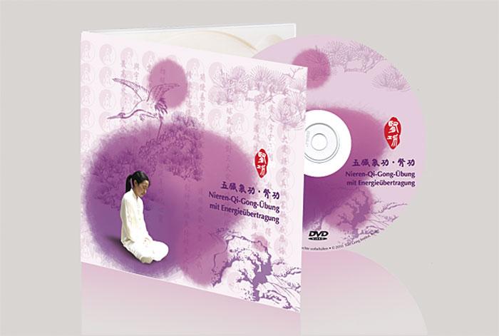 DVD Niere Tianai Qigong