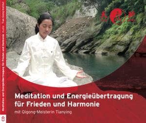 Meditation CD Chi Gong