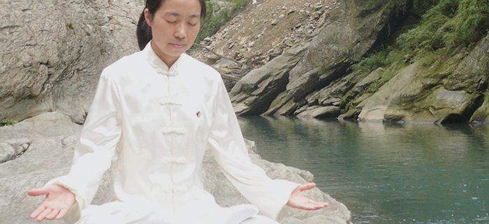 Videoscreen Tianai Qigong