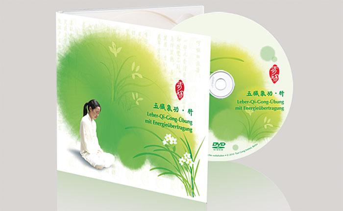 DVD Leber Tian Ai Qigong