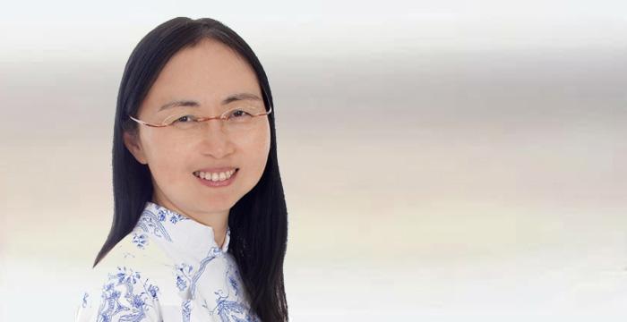 Meisterin TP Tian Ai Qigong