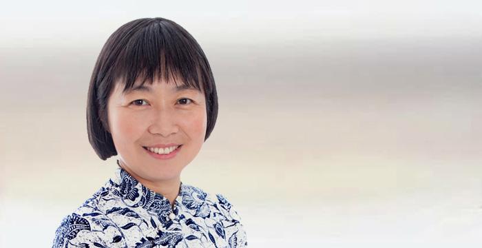Meisterin TY Tianai Qigong