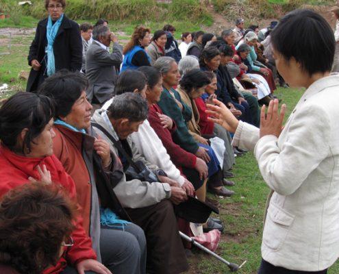 Peru Chi Gong