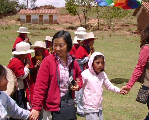 Peru Tianai Qigong
